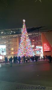 Weihnachtsbaum Potsdamer Platz