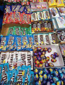 M&M´s mit weißer Schokolade